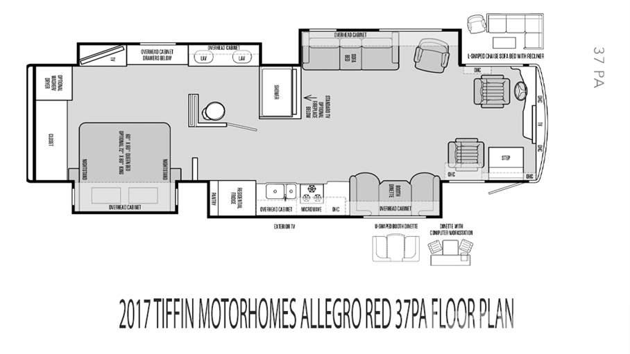 Tiffin Motorhomes Class A Rvs Amp Coaches Lazydays Rv