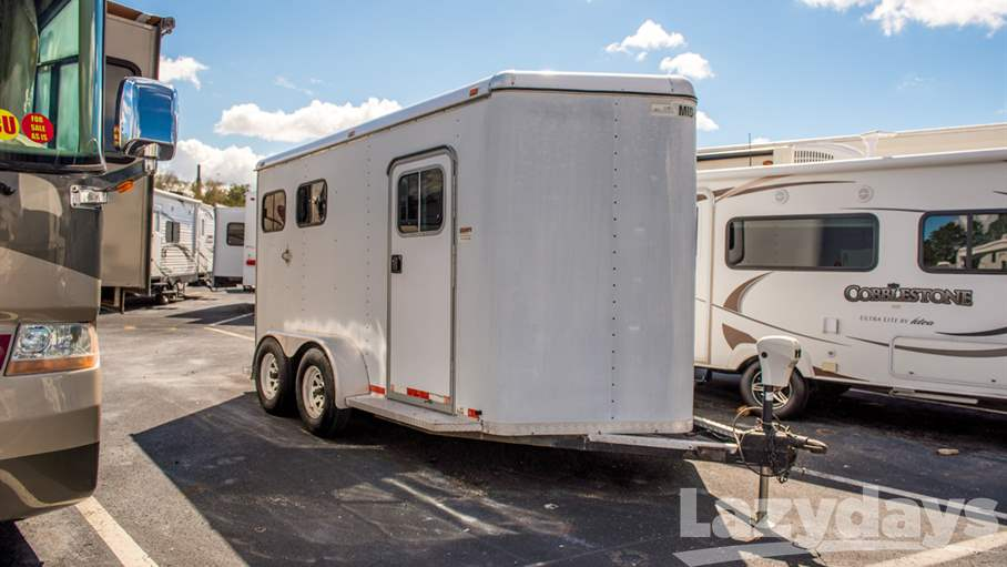 1999 Mid South Horse Trailer