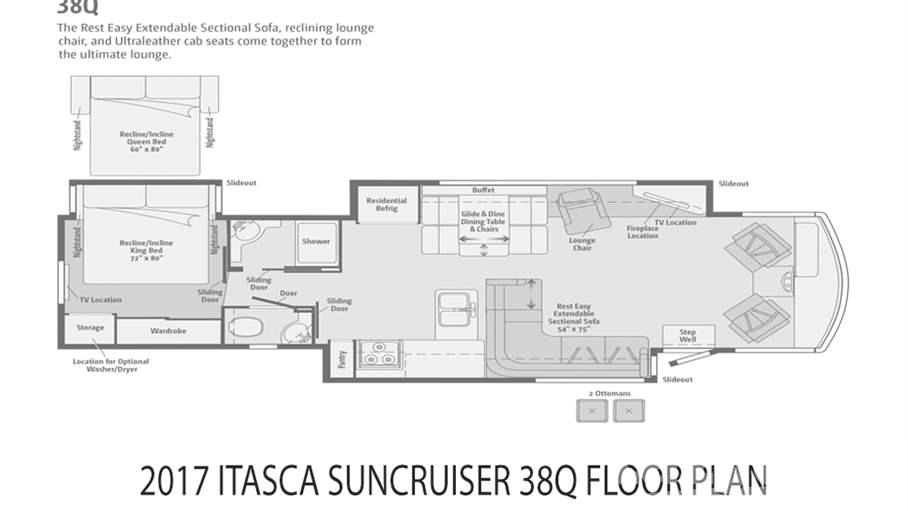 2017 Itasca Suncruiser 38Q For Sale In Loveland, CO