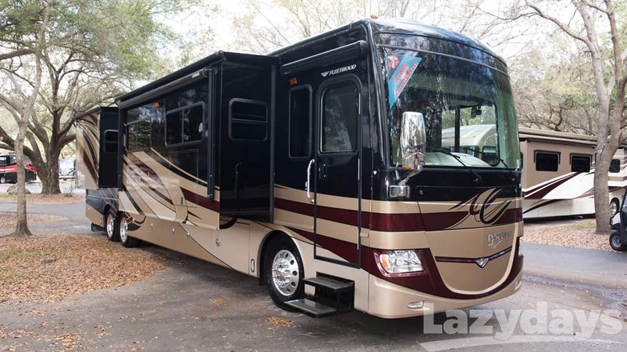 2012 Fleetwood RV Discovery