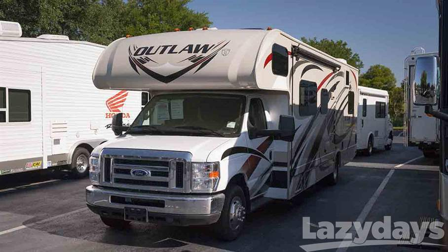 2015 thor motor coach outlaw c 29h for sale in tampa fl for Thor motor coach outlaw for sale