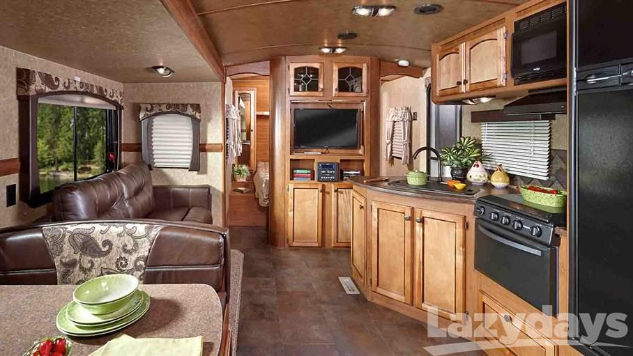 2015 Crossroads RV Sunset Trail Super Lite TT 270BH for