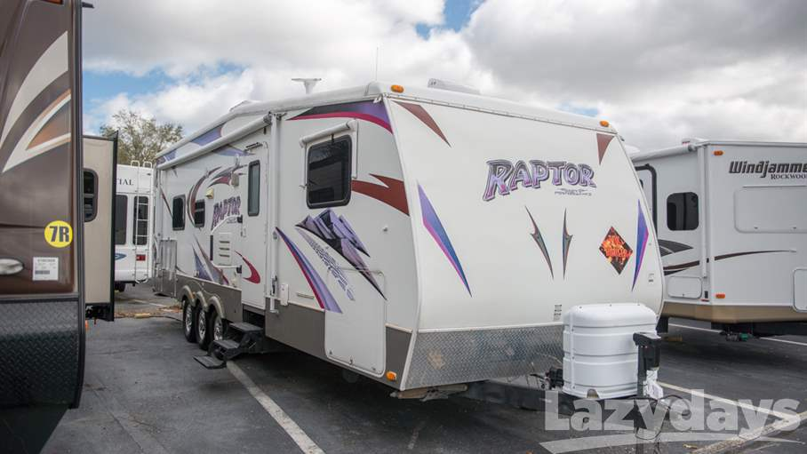 2008 Keystone RV Raptor