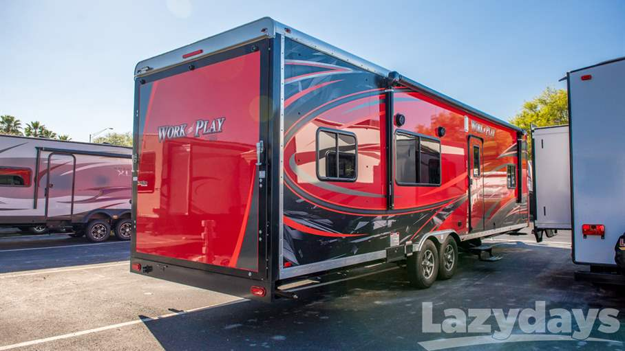 Cool 2018 Forest River Work And Play TT 30WCR For Sale In Tampa