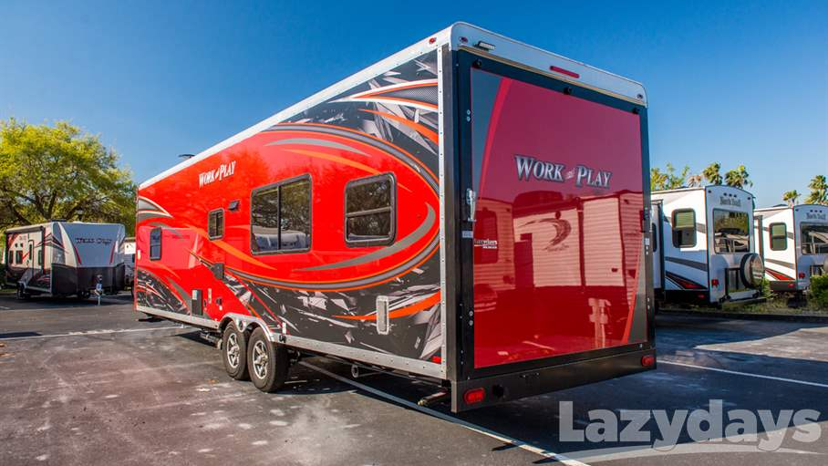 Awesome 2018 Forest River Work And Play TT 30WCR For Sale In Tampa
