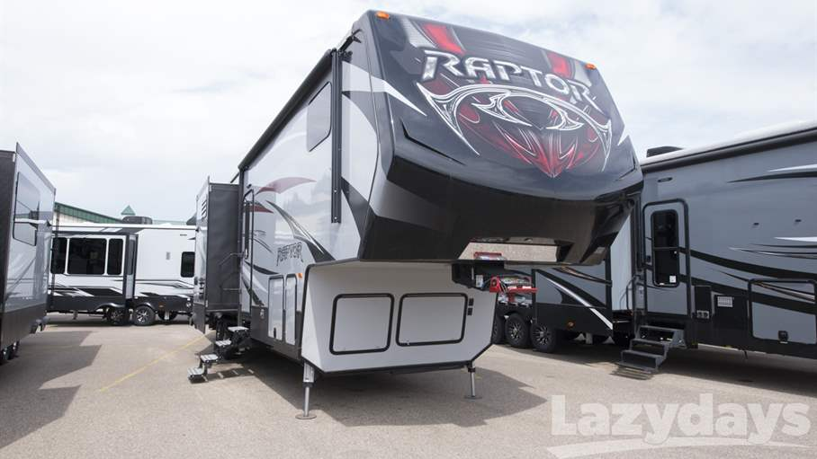 2017 Keystone RV Raptor