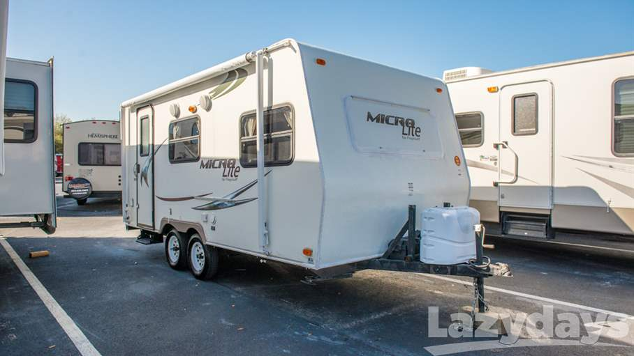 2011 Forest River Flagstaff Micro Lite