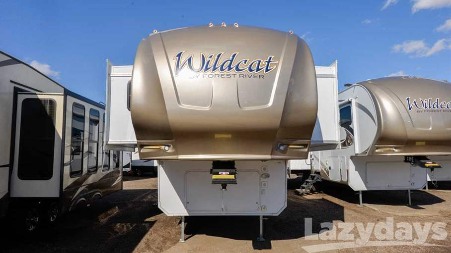 2016 Forest River Wildcat 338FL