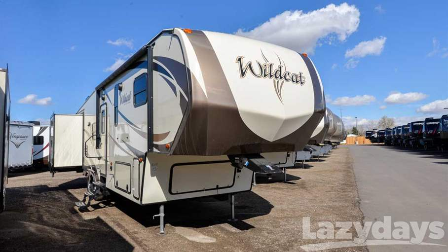 2016 Forest River Wildcat 31SAX