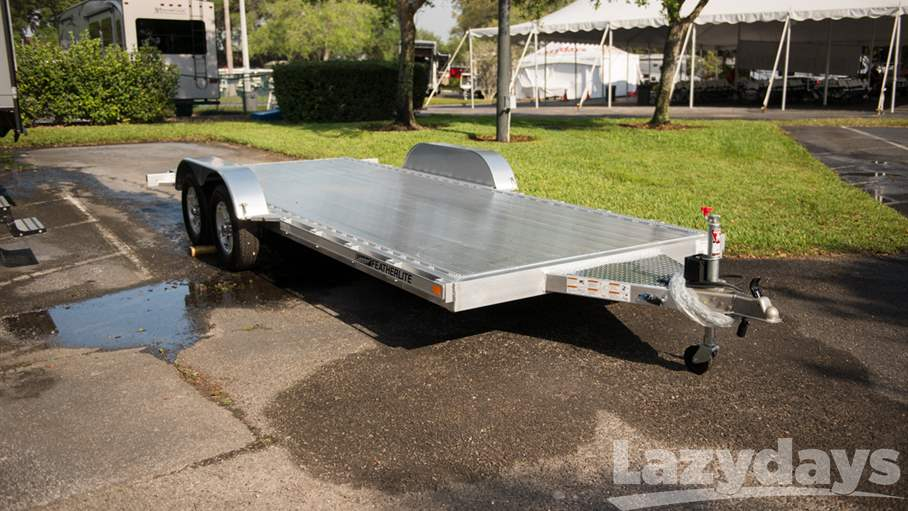 2017 Featherlite Car Trailer 3110