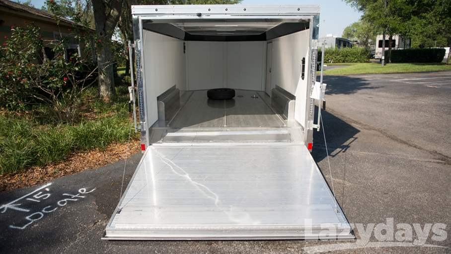 2017 Featherlite Enclosed Motorcycle Trailer 1650