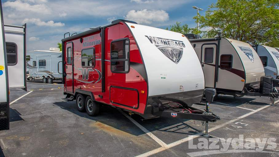 2018 winnebago micro minnie 1706fb for sale in tampa fl lazydays. Black Bedroom Furniture Sets. Home Design Ideas