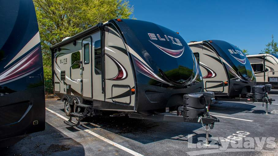 2017 Keystone RV Passport Elite