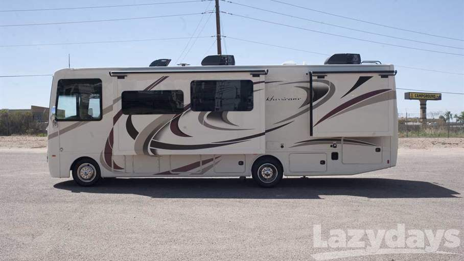 2017 thor motor coach hurricane 31s for sale in tucson az for Thor motor coach hurricane