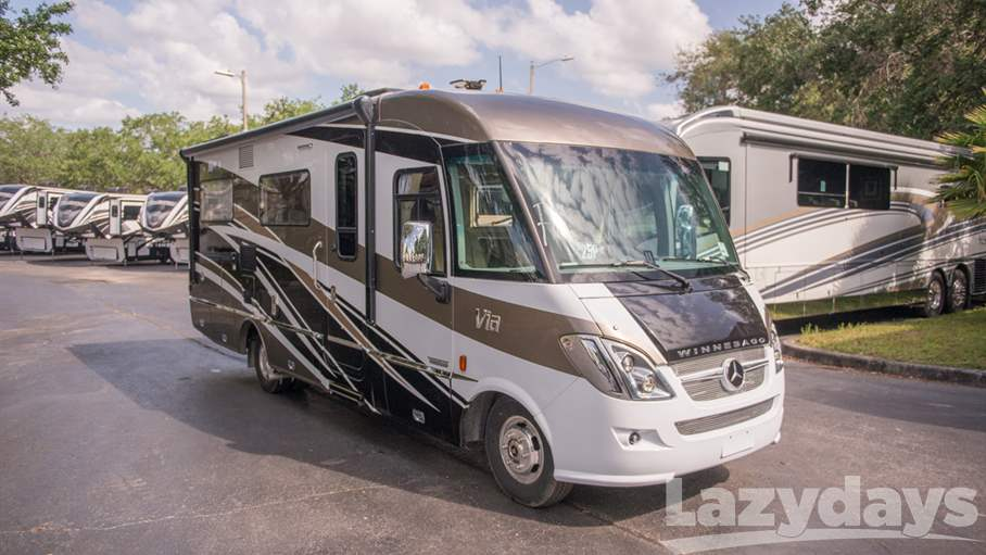 2017 Winnebago Via