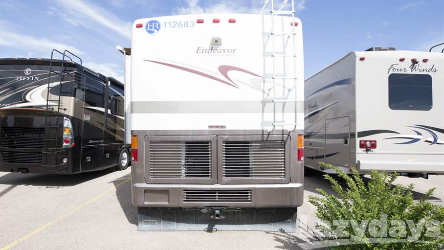 2001 Holiday Rambler Endeavor 38WDD