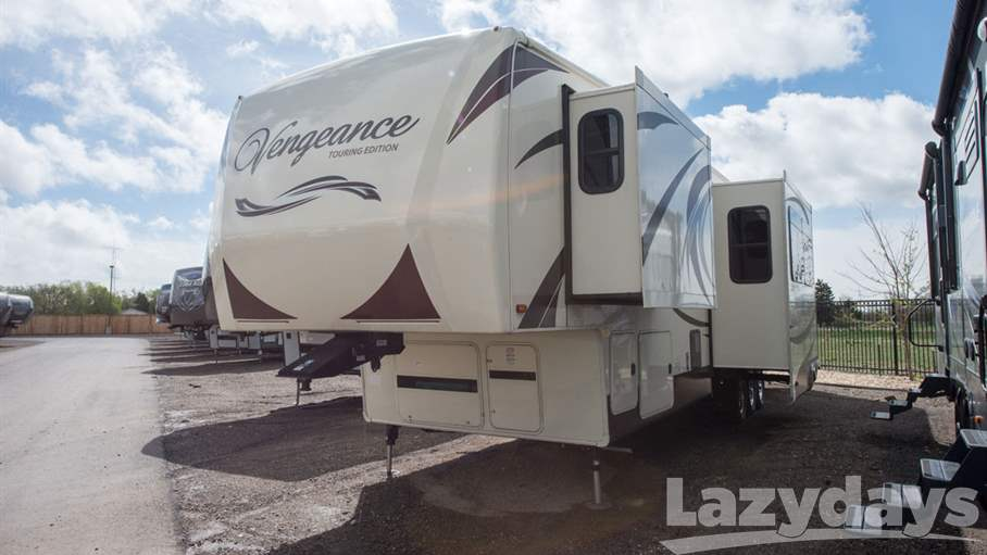 2015 Forest River Vengeance 39B12
