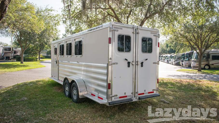 2017 Featherlite Non Living Quarters 9409