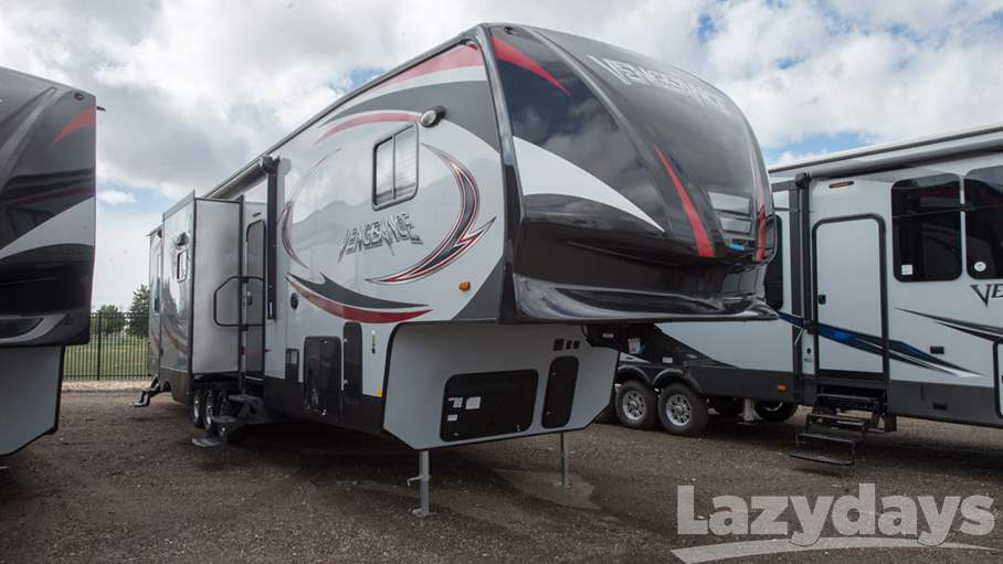 2016 Forest River Vengeance 377V