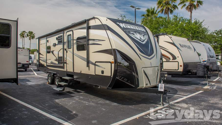 2016 Winnebago Instinct