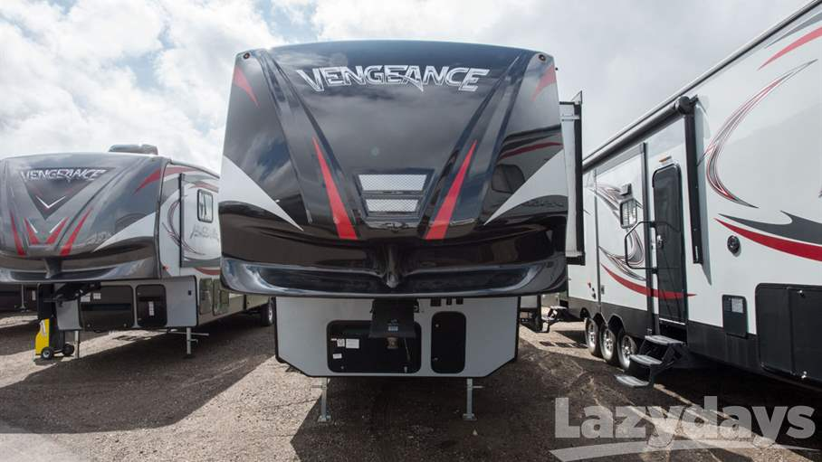 2016 Forest River Vengeance 398V