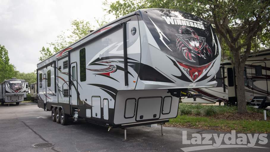 2017 Winnebago Scorpion