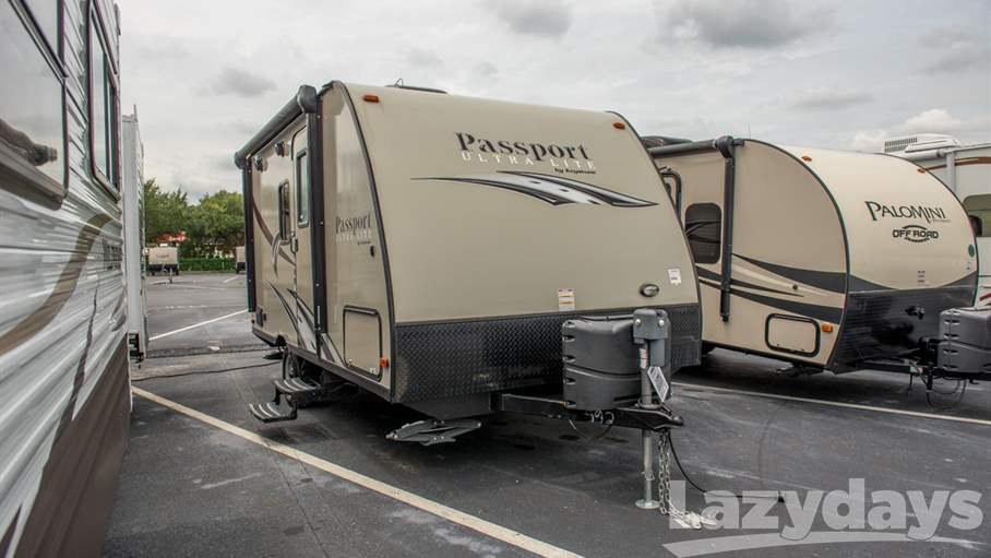 2016 Keystone RV Passport