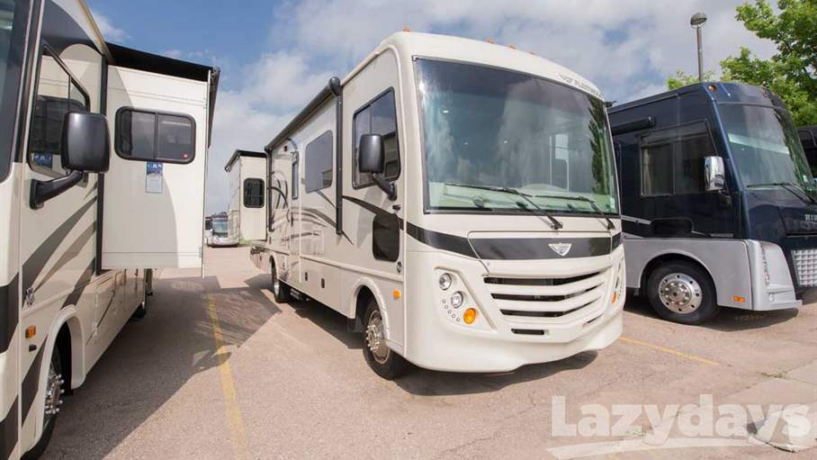 2018 Fleetwood RV Flair 30P