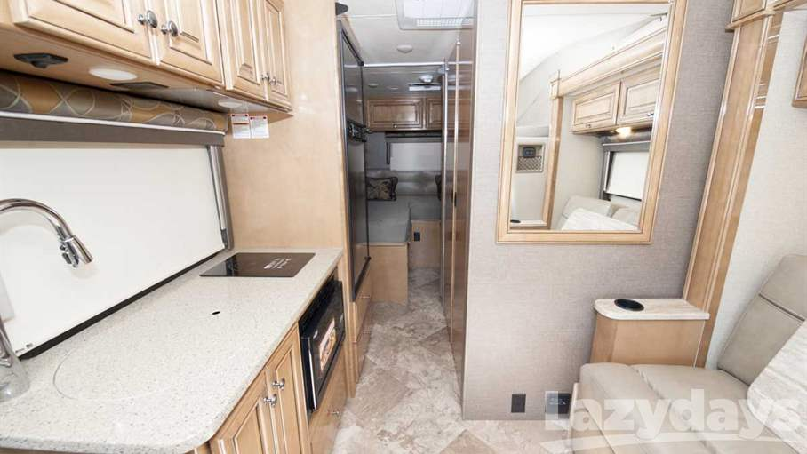 2018 Thor Motor Coach Four Winds Siesta Sprinter 24ST