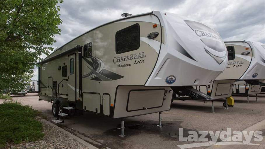 2018 Coachmen Chaparral Lite