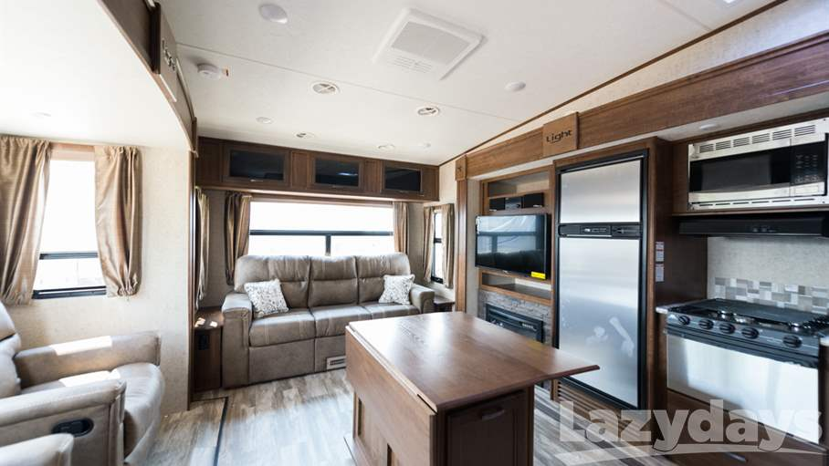 2018 Open Range Light 297RLS