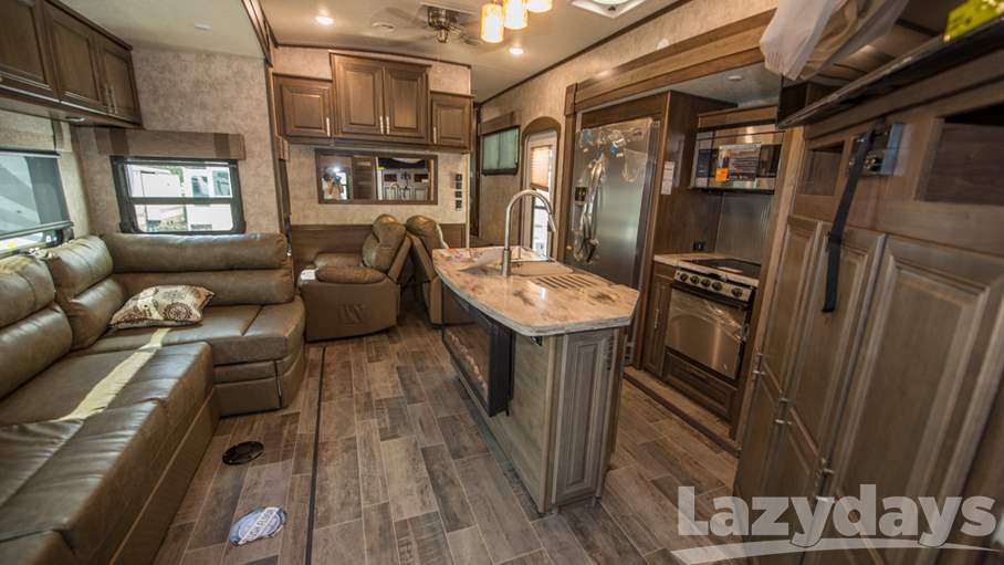 2018 Highland Ridge RV Open Range 427BHS