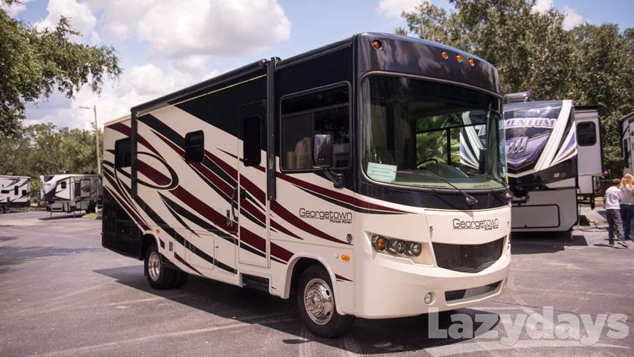 2014 Forest River Georgetown XL