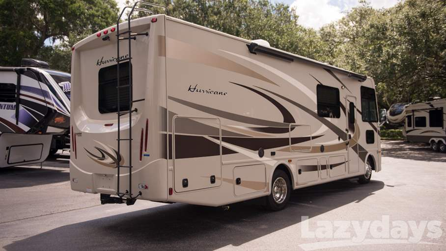 2016 thor motor coach hurricane 29m for sale in tampa fl for Thor motor coach hurricane