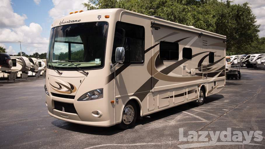 2016 thor motor coach hurricane 29m for sale in tampa fl for Best motor coach reviews
