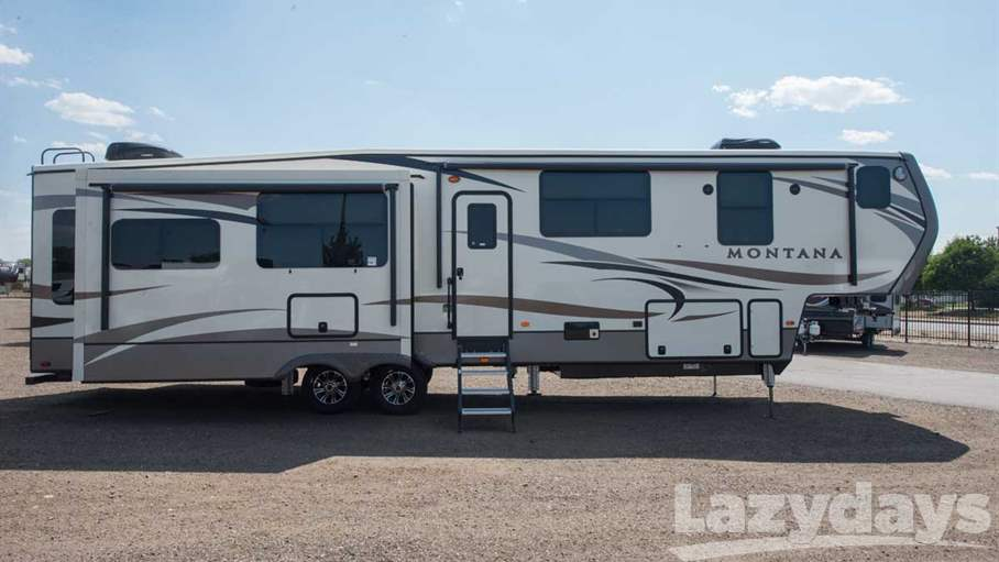 2018 Keystone RV Montana 3810MS