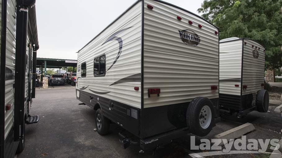 2018 Coachmen Viking 17FQ