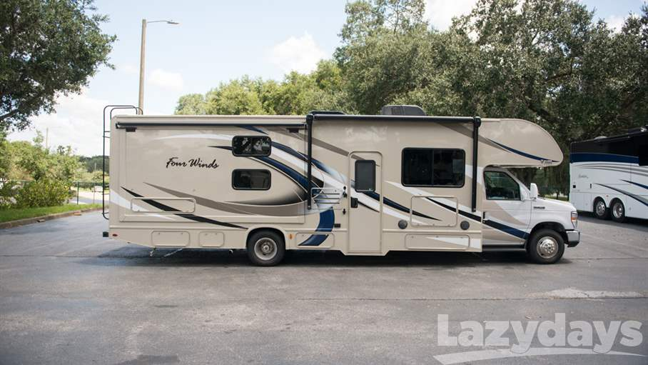 2018 thor motor coach four winds 30d for sale in tampa fl