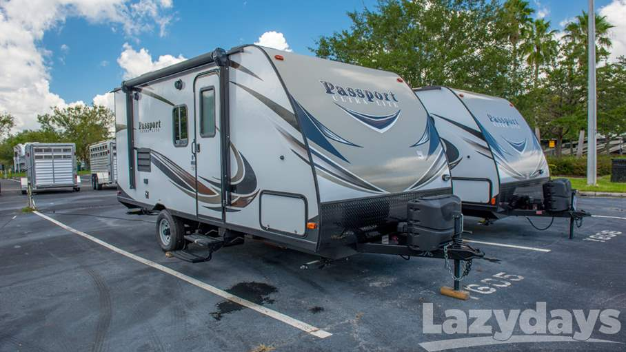 2017 Keystone RV Passport Expandable