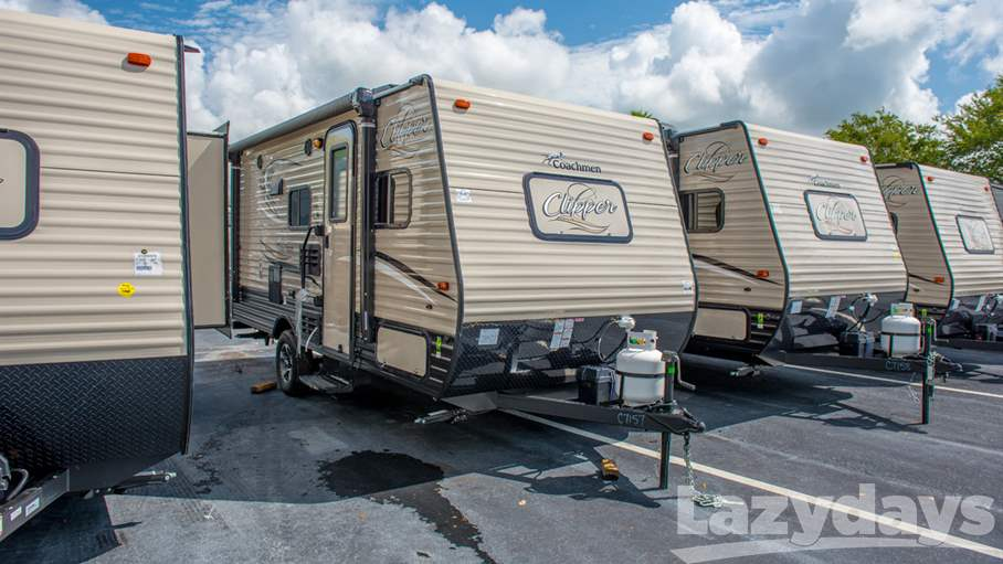 2018 Coachmen Clipper