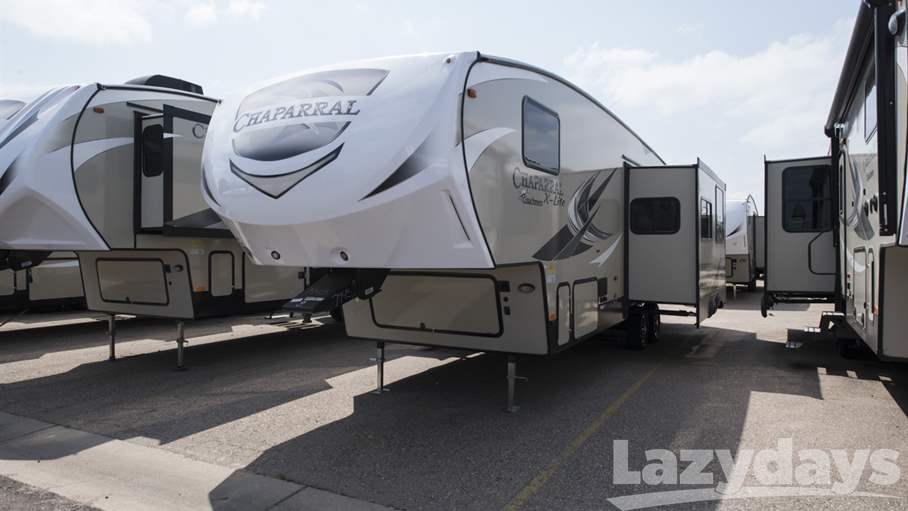 2018 Coachmen Chaparral X-Lite
