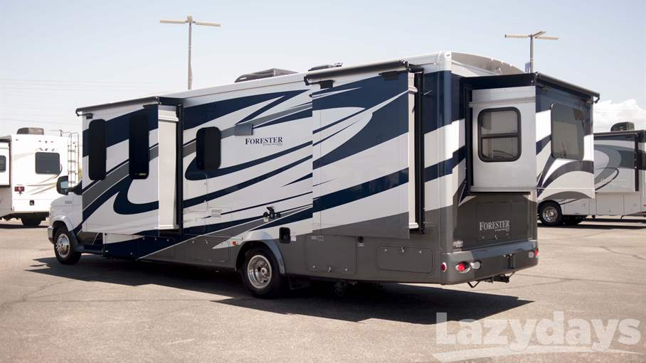 2018 Forest River  Forester 2801QSF
