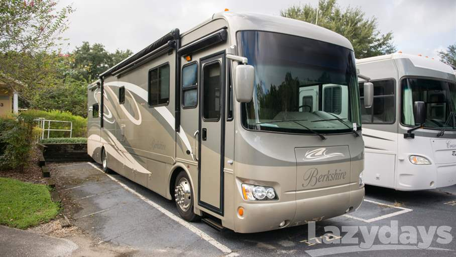 2011 Forest River Berkshire XLT