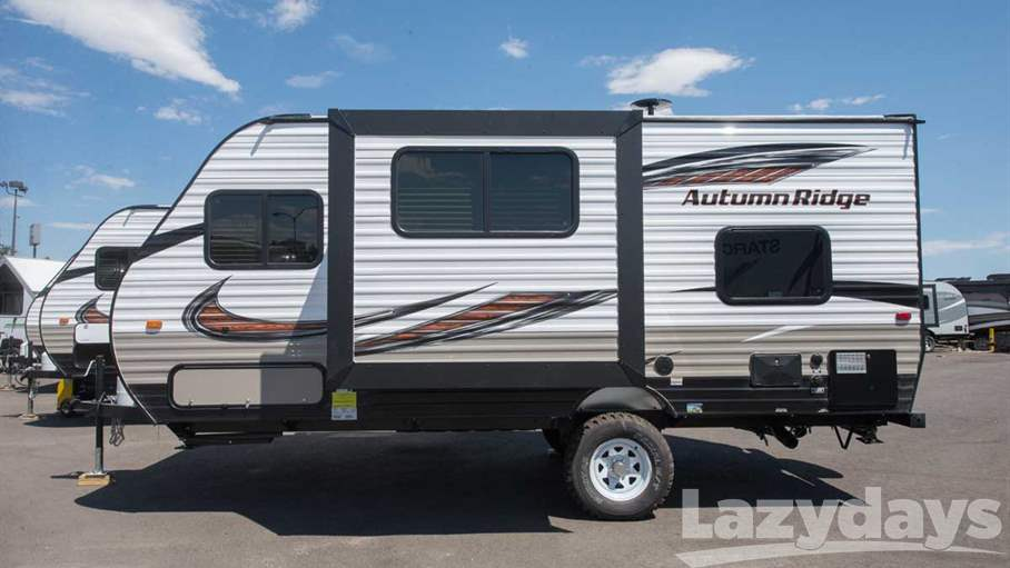 2018 Starcraft Autumn Ridge Outfitter 18BHS