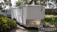 2008 Featherlite Enclosed Car Trailer
