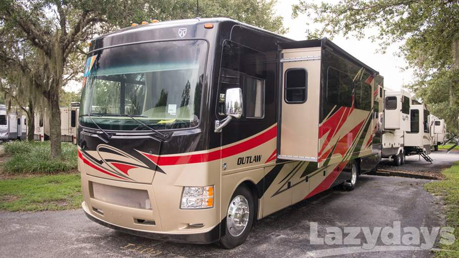 2015 thor motor coach outlaw 37ls for sale in tampa fl for Thor motor coach outlaw for sale