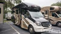 2017 Thor Motor Coach Citation