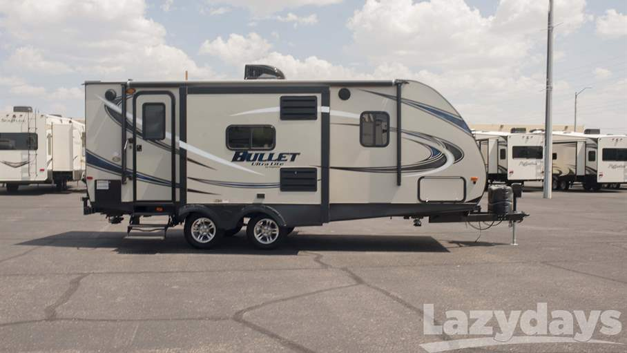2016 Keystone RV Bullet Ultra Lite 220RBI