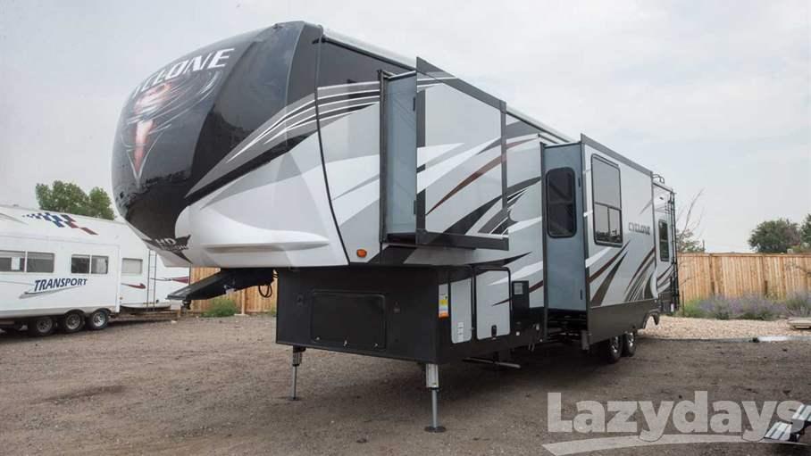 Travel Trailer Dealer Denver Co >> 2018 Heartland Cyclone 3600 for sale in Denver, CO   Lazydays