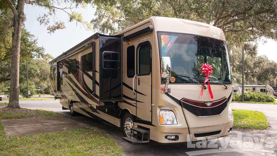 2016 Fleetwood RV Discovery